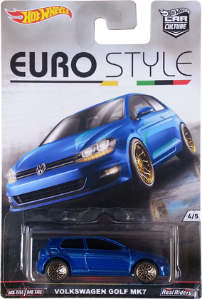 Volkswagen Golf Mk7  Hot Wheels Wiki  FANDOM powered by Wikia