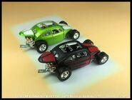 custom volkswagen beetle hot wheels wiki fandom powered  wikia