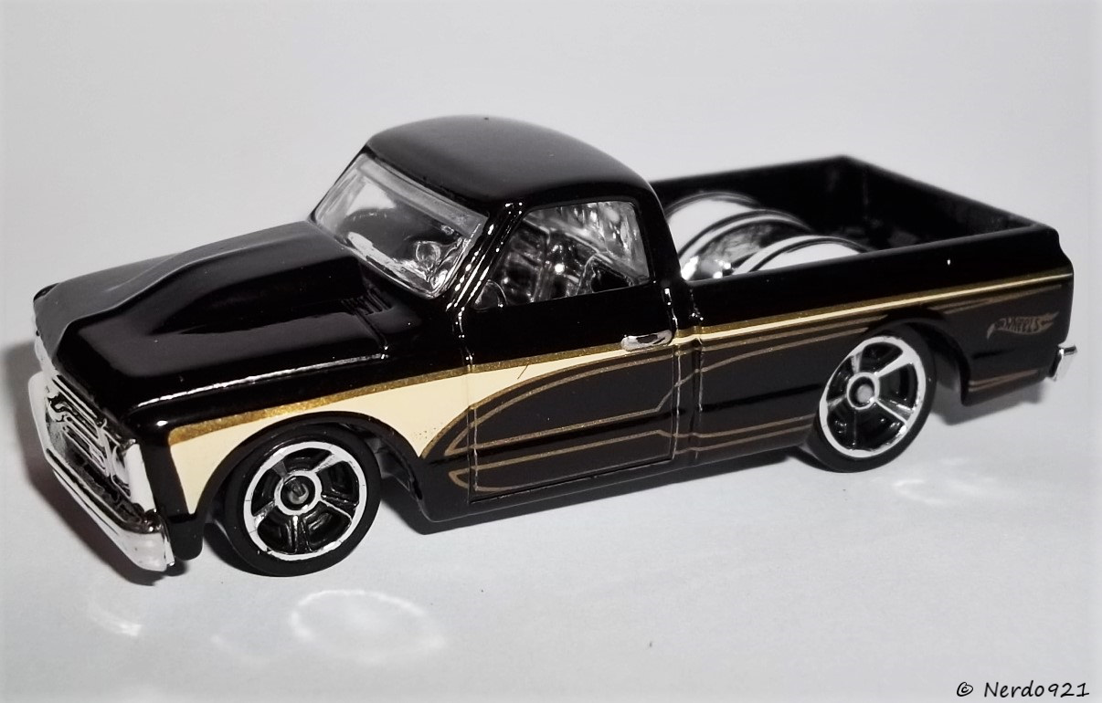 All Chevy chevy c10 wiki : Image - HW-2016-143-'67 Chevy C10-HotTrucks.jpg | Hot Wheels Wiki ...