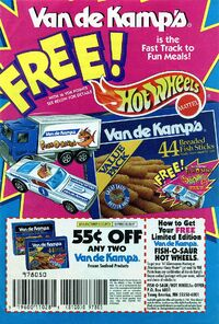 Hot Wheels Offer - 1bf