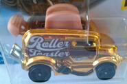 Rollertoastergold