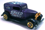 '32 Ford Delivery purple Side Show 5-pack 2002