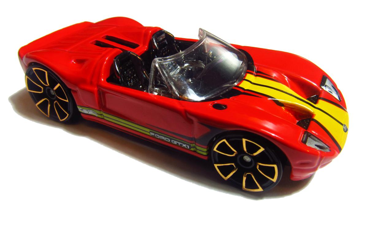 V Ford Gtx  Red Jpg