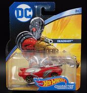 DC Deadshot (pack)