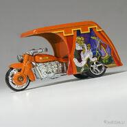 1073 Hot Wheels 3D-Livery Robin Hood mf orange (1)