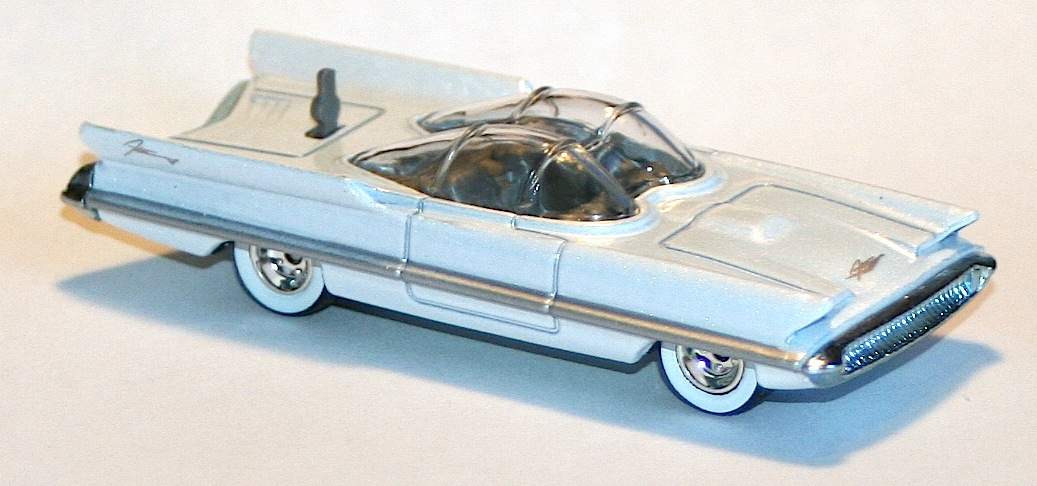 55 Lincoln Futura Concept Hot Wheels Wiki Fandom Powered By Wikia