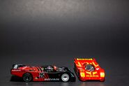 Advan and MOMO Porsche 962