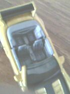 Eclipse interior back seat