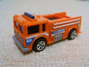FireEater HWCity RescueRacers 2015