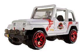 Jurassic park jeep id