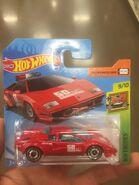 Lamborghini Countach Pace Car Short Card FJV79
