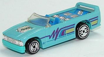 Sonic Spezial Hot Wheels 1998 Spielzeugautos
