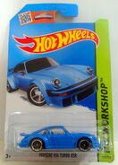 Porsche 934 Turbo RSR (Blu) Work 220 - 15 Cx