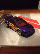 08 Ford Focus 2016 Hotwheels Graffiti Rides 5 Pack