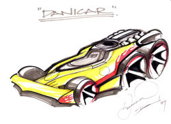 Danicar design
