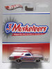Hot Wheels 2013 Pop Culture Mars 70 Chevelle Delivery