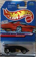 Hot Wheels Shadow Jet Techno Bits Series