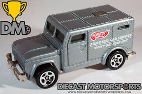 Armored Truck - 97 Action Pack