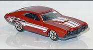 72' Ford gran torino sport (3791) HW L1160846