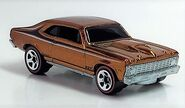 68 Nova. 2003 Spectraflame Brown. Cool Collectibles. 4