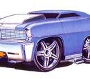 Blings '67 Chevy II