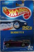 Hot Wheels Silhouette II 90's Styling