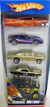 08 General Motors 5-Pack