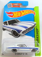 69 Chevelle SS 396 - Work 231 - 15 Cx