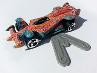 Prince Kabala Race Car thumb