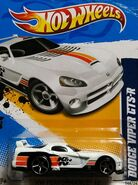2012 146-247 HW Performance 06-10 Dodge Viper GTS-R 'K&N' White