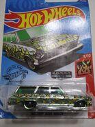 64 Chevy Nova Wagon Zamac