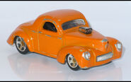Custom 41' Willys coupé (3879) HW L1170254