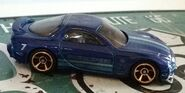 HW 95 MAZDA RX-7 Turbo BLUE