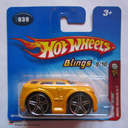 Dodge Magnum R-T Blings Blister Short 24