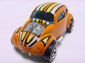 Striped bug