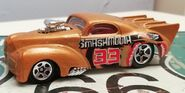 HW 41 WILLYS Smashville GOLD