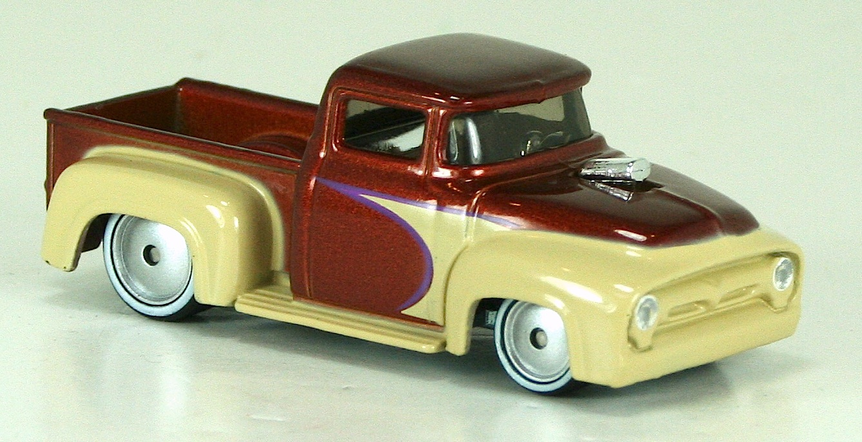 Custom 56 Ford Truck Hot Wheels Wiki Fandom Powered By Wikia