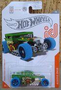 2020 Hot Wheels id Chase- 05.08 - Bone Shaker 01