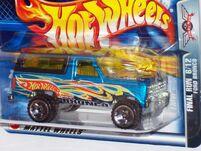 Final Run.Ford Bronco