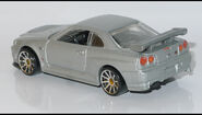 Nissan Skyline GT-R R34 (3823) HW L1170115
