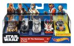 Star Wars Heroes of the Resistance 5-Pack (DJP17)