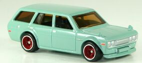 71 Datsun Bluebird 510 Wagon Hot Wheels Wiki Fandom