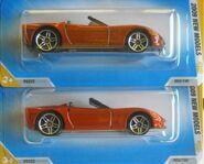Hw corvette c6 orange var1