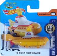 The Beatles Yellow Submarine package front
