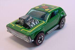 1975 GG Green