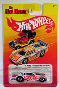 2012 Hot Ones - 86 Ford Thunderbird Pro Stock