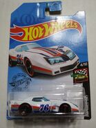 76 Greenwood Corvette White Kroger Exclusive