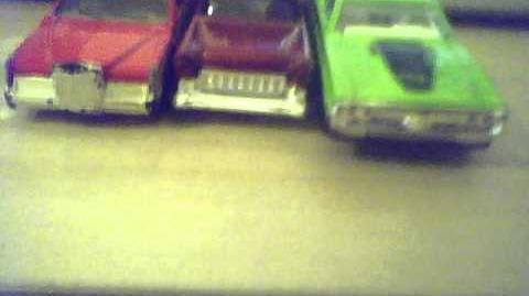 Hotwheels collection part 1 .