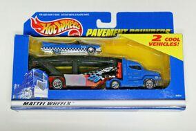 Pavement Pounder 2000 59 Caddy