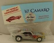 7th Collectors Nationals 67 Camaro NewsLetters silver